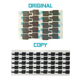 Anti-static Heat Dissipation Sticker for iPhone 5G to 6SP LCD Screen Assembly QR Code Sticker