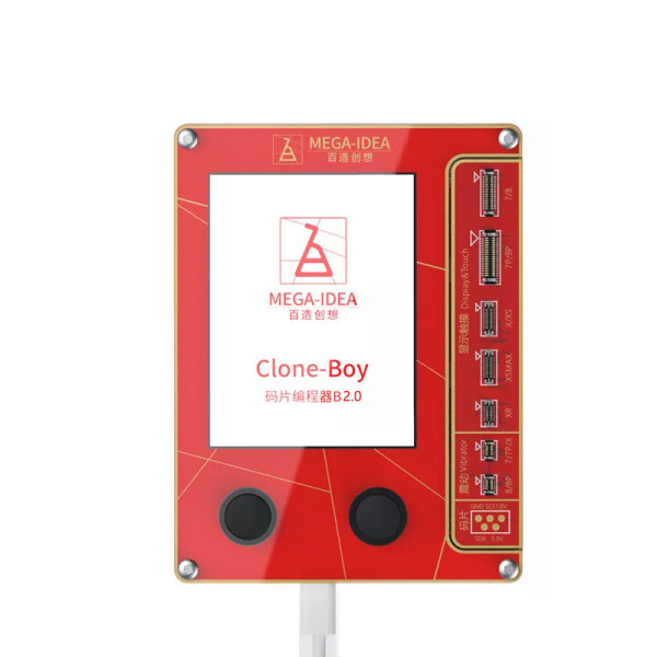 Qianli MEGA IDEA Clone-Boy LCD Screen True Tone Repair Programmer Vibration/Photosensitive for iPhone  7-11 pro max Good as Qianli iCopy