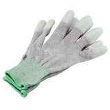 ANTISTATIC CARBON FIBER GLOVES /PU COATED GLOVES