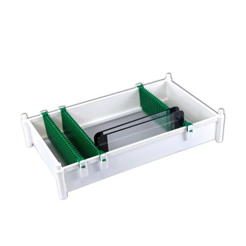 LCD storage rack