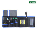 BST-118 Multi-purpose Precision Screwdriver Set 67 in 1 Magnetic Driver Kit with Portable Bag for iPhone 8 8 Plus Cellphone