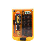 BST-888B Precision screwdriver set 38 in 1 magnetic screwdriver set,Mobile phone iPad camera iphone Samsung repair tool