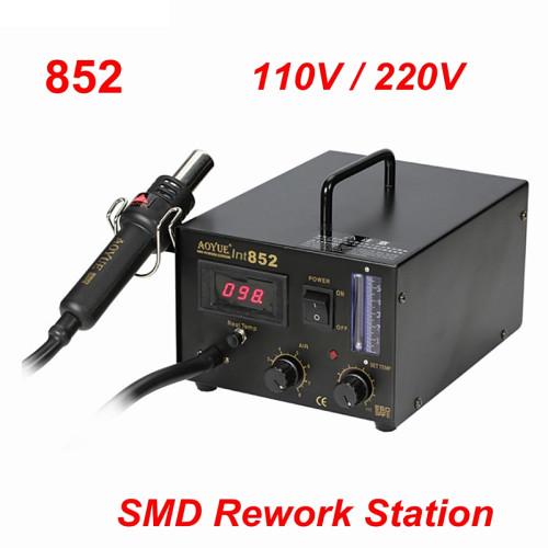 BEST- 852 Best Hot Air Rework Stations 852 SMD Rework Station 852 Rework Station with large digital display