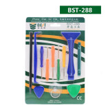 BEST BST-288 12 in 1 Disassemble Opening Tools Kit Repair Tools For Mobile Phone