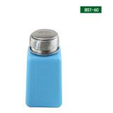 BEST 60ML plastic alcohol bottle dispenser