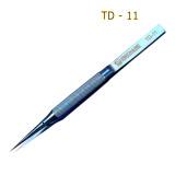 MECHANIC tweezers TD-11 TD-15 titanium alloy tweezers mobile phone flying line fingerprint flying line tin planting tweezers