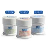 MaAnt lead free solder paste 138/158/183 degree 50G