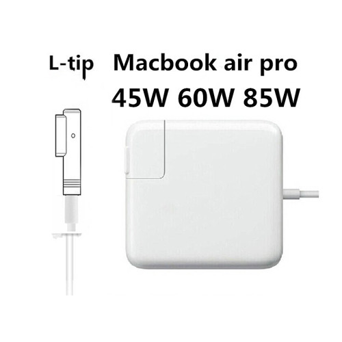 Laptop Charger for Macbook Pro Air Adapter mag 1 mag 2 45W 60W 85W A1278 A1286 A1465 A1466 A1425 A1502 A1398 USB-C Cable UK Plug