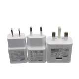 15W Original Samsung Galaxy S8 S9 S10 Plus s10e Fast Travel Adapter USB Charger 9V 1.67A Quick charge EU US UK Plug For A70 A60 A50