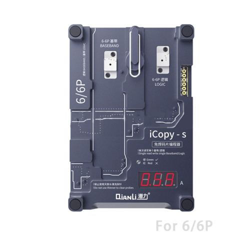 QianLi iCopy-S Double - Sided 4 in1 Logic Baseband EEPROM Chip Non-removal for iPhone 6G - XS MAX
