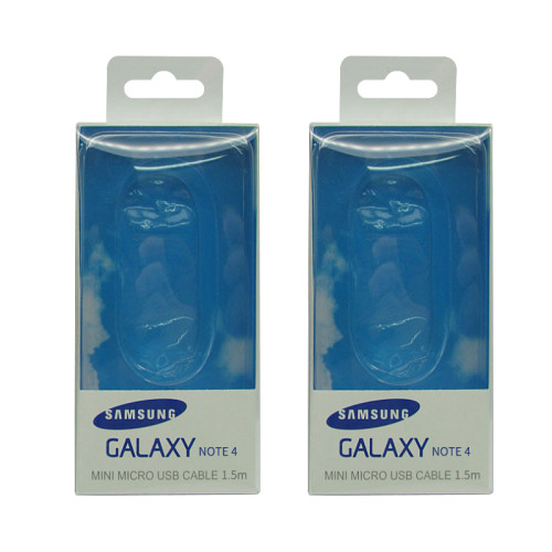 Samsung S6 S7 S8 S9 S10 Note4 NOTE10 data cable packing box Type-C data cable packing box USB charging cable packing box