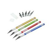 TE-08 Knife Handle Utility Carving Knife Handle