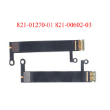 Laptop Pair LCD Screen Light Cable For Macbook Pro 13.3  15.4  A1706 A1707 A1708 LCD Display Backlight LED Back Light Flex Cable