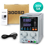 New SUGON 3005D 30V 5A DC Power Supply Adjustable 4 Digit Display Laboratory Power Supply110/220V Voltage Regulator For Phone Repair