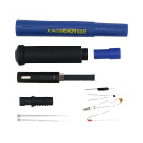 DIY Soldering Handle for T12 STC / STM32, OLED LED Temperature Controller, Mercury Ball Switch Soldering Station, 9501
