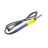 BAKU-452 Electric Soldering Iron Solder Handle Replacement with DIN 5 Pin Female Connector for ESD 878L2 601D 603D Welding Station