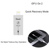 Qianli iDFU Go2 Quick Recovery Mode Directly Shortcut Brush Tool Without Tedious 2.8 Seconds Quick Startup Device For IOS System