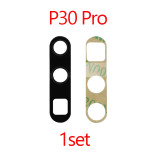 Rear Back Camera Glass Lens For Huawei P20 Lite P20 pro P30 With Adhesive Sticker Repair Parts