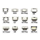 Charging port For Motorola Moto G5 G5S G6 G7 Plus G8 Power
