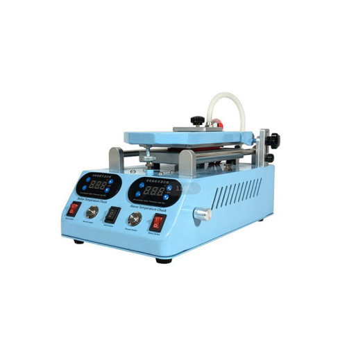 TBK 268 Separator Machine Automatic LCD Screen Frame Bezel Heating For Flat Curved Screen Glass Middle Frame Separate machine
