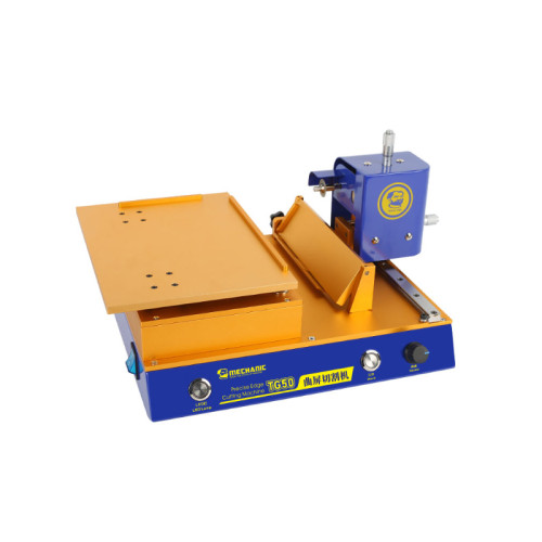 Mechanic TG50 precise edge cutting machine