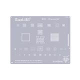 Qianli Bumblebee Series BGA Reballing Stencil Kit for iPhone 6/6S/7/7P/8/8P/X/XS/XS Max/11/11Pro/11 Pro Max