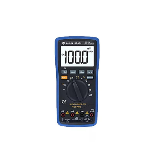 SS-DT17N auto digital multimeter