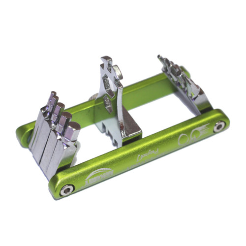 JM-PJ1001 11 in 1 multifunctional combination pliers screwdriver set for bicycle repair