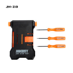 JAKEMY JM-Z13 4 IN 1 smart mobile phone repair stand holder