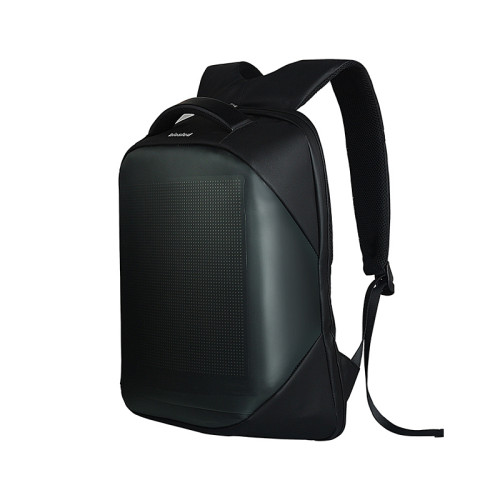 LED  The third generation of dynamic backpack
