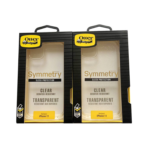 Otterbox Symmetry transparent clear case for iPhone series 6 to 12 pro max