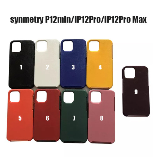 Otterbox Symmetry case for iPhone series 6 to 12 pro max
