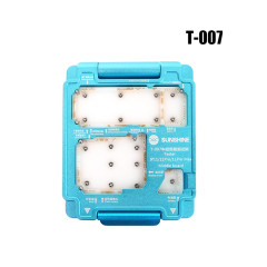 SUNSHINE motherboard tester for 11 pro 11 pro max T-007 T-008 for iphone 11 CPU middle layer simple test stand repair tools