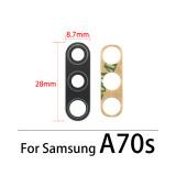 Rear Camera Glass Lens Glue Glass Lens For Samsung M31S A70S S10e S10 5G S20 fe Ultra Note 8 9 10 Lite Plus
