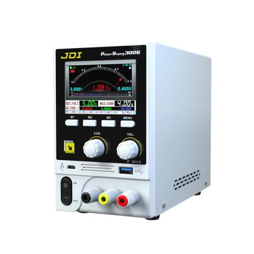 JDI 3006 Power Supply Voltage Regulated Power Test Machine 30V 6A