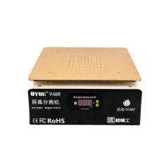 UYUE 948R- 18 inch big size built-in pump vacuum screen LCD  separate machine  Preheating machine