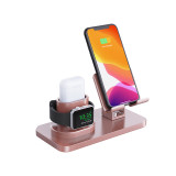3in1 wireless charger stand holder bracket for iPhones iwatch Airpod