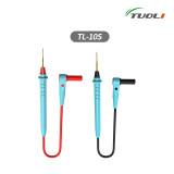 TUOLI TL-10S universal Superfine multimeter probe test lead