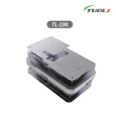 TUOLI TL-19A 10in1 Tin Planting platform for X-12promax Mid-level motherboard reballing
