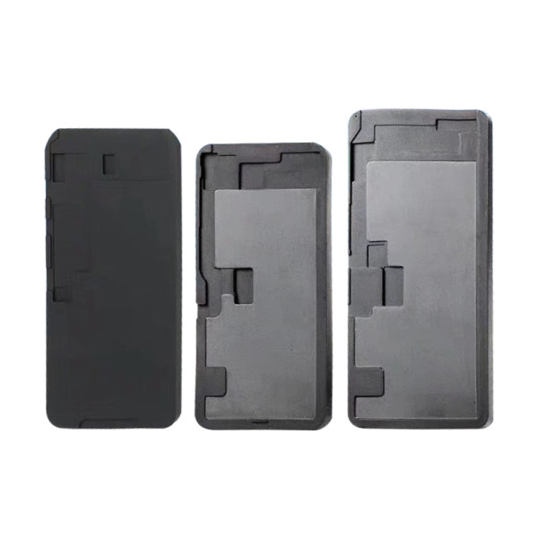 LCD laminate mold rubber mat for iphone x~12promax