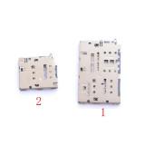 TF SIM Card Reader Socket SIM Card Slot for Samsung J2 Prime  J3 J5 J7 pro 2017 J330F J530F J730F J330 J530 J730 FD/DS