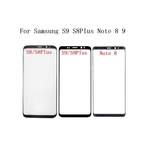 Front glass replacement for Samsung S10 5G/S10/ S10+ /S10e/S9/S9+/S8/S8+