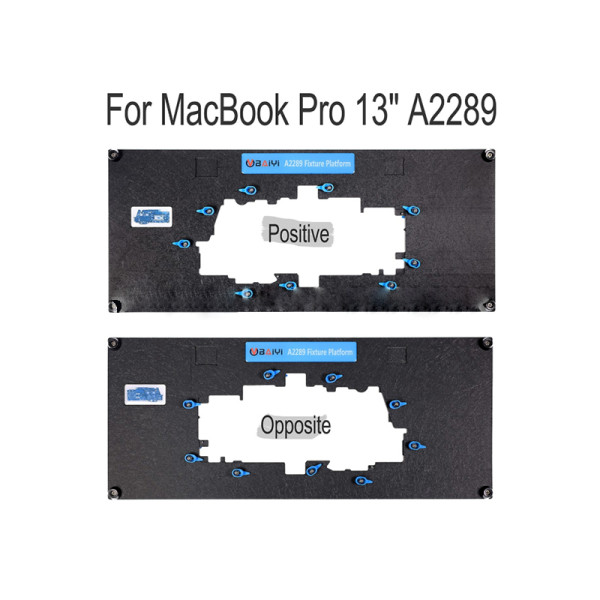 BAIYI MAC Board Repair Fixture For Macbook Pro 13  A2289