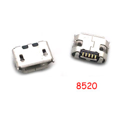 For Blackberry 8520 8530 8550 9700 9780 9300 9860 Micro Usb Charging Connector Plug Dock Socket Port