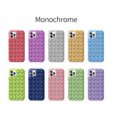 New silicone mobile phone case for iphone 7-12 PRO MAX