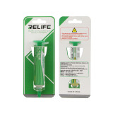 Relife RL-422-IM Lead-free Halogen-free Solder Paste Special Flux For Maintenance Solder Tools Safety Environmental Protection