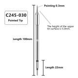 JBC tips C210-009 C210-002 C245-030 Soldering iron tip for T210 / T245 Soldering pen