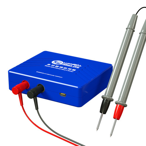 New Mechanic ShortKiller iShort Pro 4V 30A Short Cuirt Detector for PC Phone Motherboard Problem Checking Short Killer