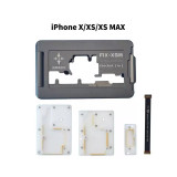 iPhoneX/XS/XSMAX 11/11Pro/MAX 3 in 1 motherboard layered test platform