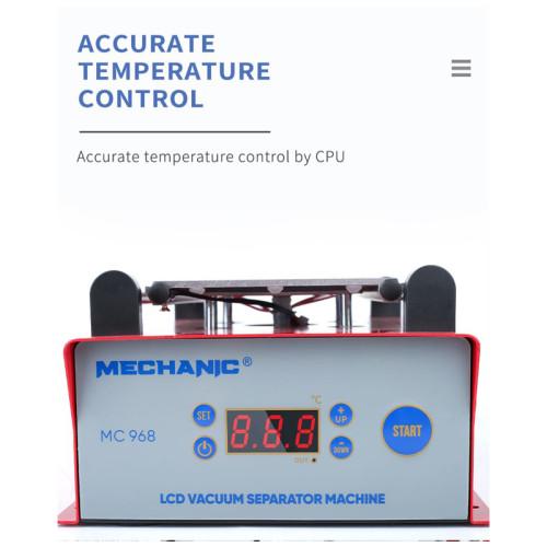 Mechanic MC968 LCD vacuum separator machine